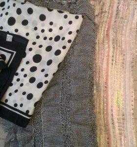 Палантины, платок шейный