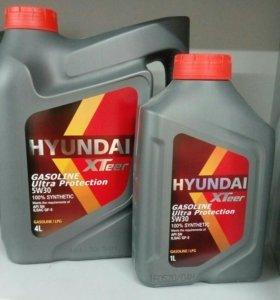 Масло моторное Hyundai Xteer
