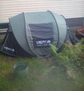 2 быстро разборные палатки