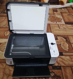 Принтер и сканер в одном