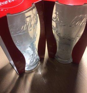 Стакан Coca Cola