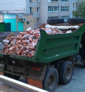 Вывоз мусора. Уборка территории. Все виды работ