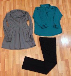 Одежда женская пакетом Платье Брюки Рубашки