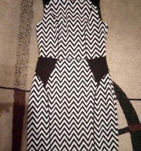 Теплое платье......