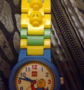Часы детские лего