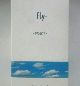 Телефон Fly.