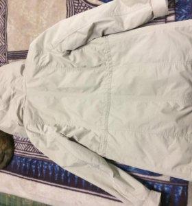 Парка, осенняя куртка