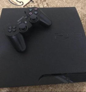 Приставка Sony PlayStation 3 160gb