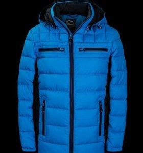 Куртка новая зимняя мужская Merlion Dick