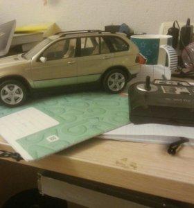 радиоуправляемая машина BMW X5