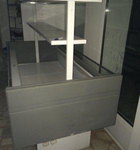 Холодильник (витрина)