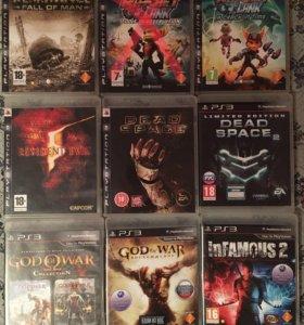Распродажа игр на PS3