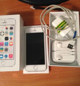 iPhone 5s 16 gb 9ios