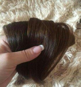 волосы натуральные 180 капсул