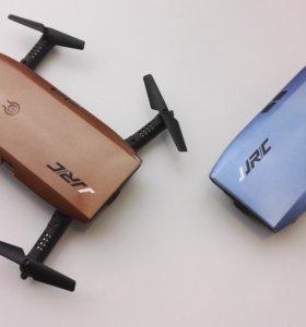 Селфи дрон selfie dron jjrc Elfie+