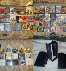 Диски с играми для компьютера