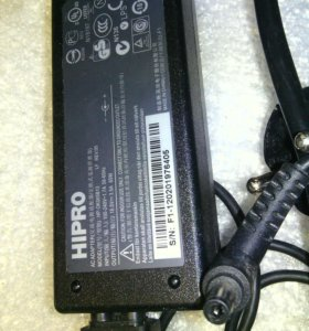 Зарядное устройство для ноутбука.