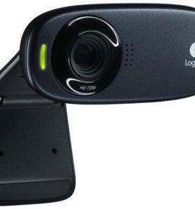 Logitech HD Webcam C310 Новая!