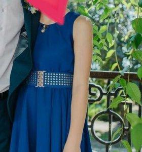 Платье для девочки 38 размер