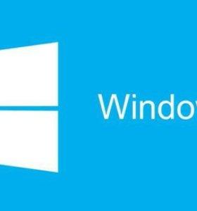 Установка лицензированый Windows 10