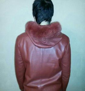 Куртка ( кожа )