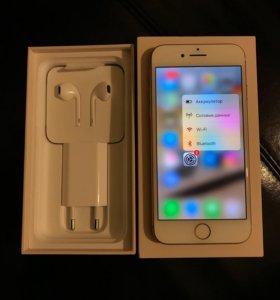 iPhone 8 Gold 64gb/на гарантии