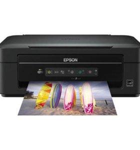 Принтер Epson Stylus SX235W