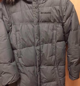 Куртка детская удлинённая на 10-12 лет