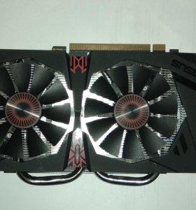Видеокарта ASUS GeForce GTX 950 strix
