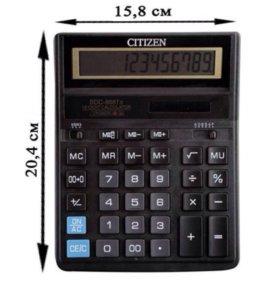 Калькулятор CITIZEN 12 разрядный