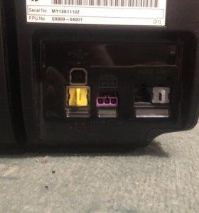 Принтер hp officejet 7500a