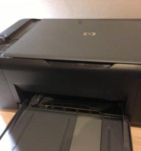 Принтер-сканер hp deskjet f2423