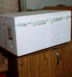 Термо ящик—холодильник