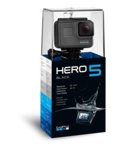 GO PRO HERO 5 BLACK ACTION