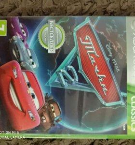 Игра на Xbox 360 Тачки 2