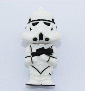 Флешка Штурмовик из Звёздных Войн 8 GB