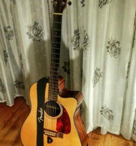 Fender CD - 140 SCE в отличном состоянии