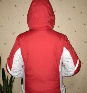 Куртка спортивная р 46 М