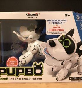 Новый интерактивный щенок Pupbo