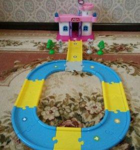 Дорога игрушечная