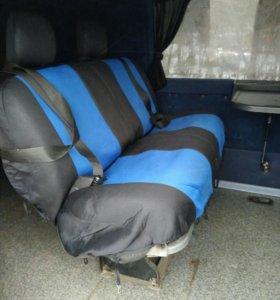 Посажирские сиденья для форд транзит