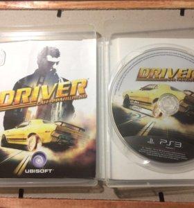 Игра на PS3 - Driver Сан-Франциско