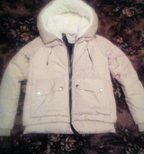 Продам куртку зимнюю срочно!