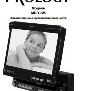 Автомагнитола PROLOGY MDD-705