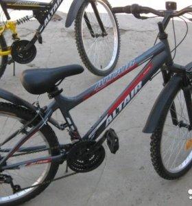 Новый ! Велосипед Forward Altair MTB HT 26