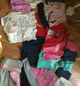 пакет одежды 2-4 года