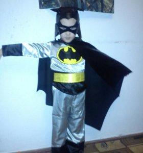Новогодний костюм Бетмен