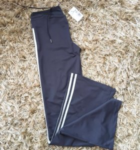 Adidas р. M новые брюки Climacool для фитнесса