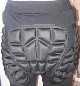 Защитные шорты.