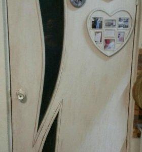 Дверь в стиле Прованс